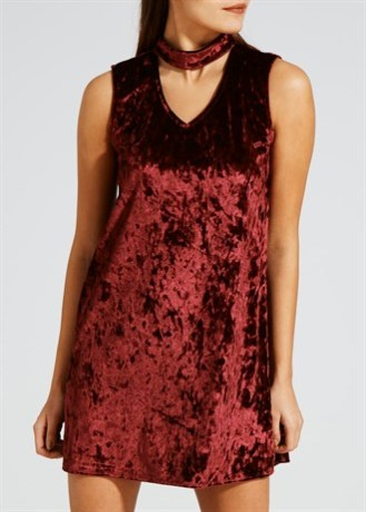 velvet-chocker-dress