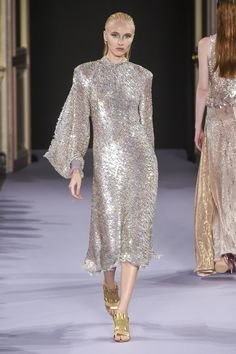 Sequin fashion trend 2019